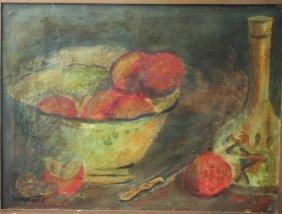 Pierre Bonnard- Oil On Canvas - 47 X 36cm-oil On Canvas
