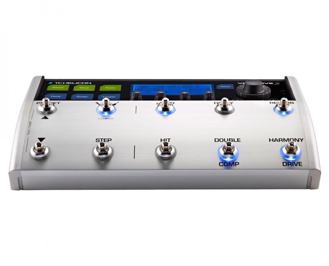TC Helicon VoiceLive 3 Vocal Processor - 4