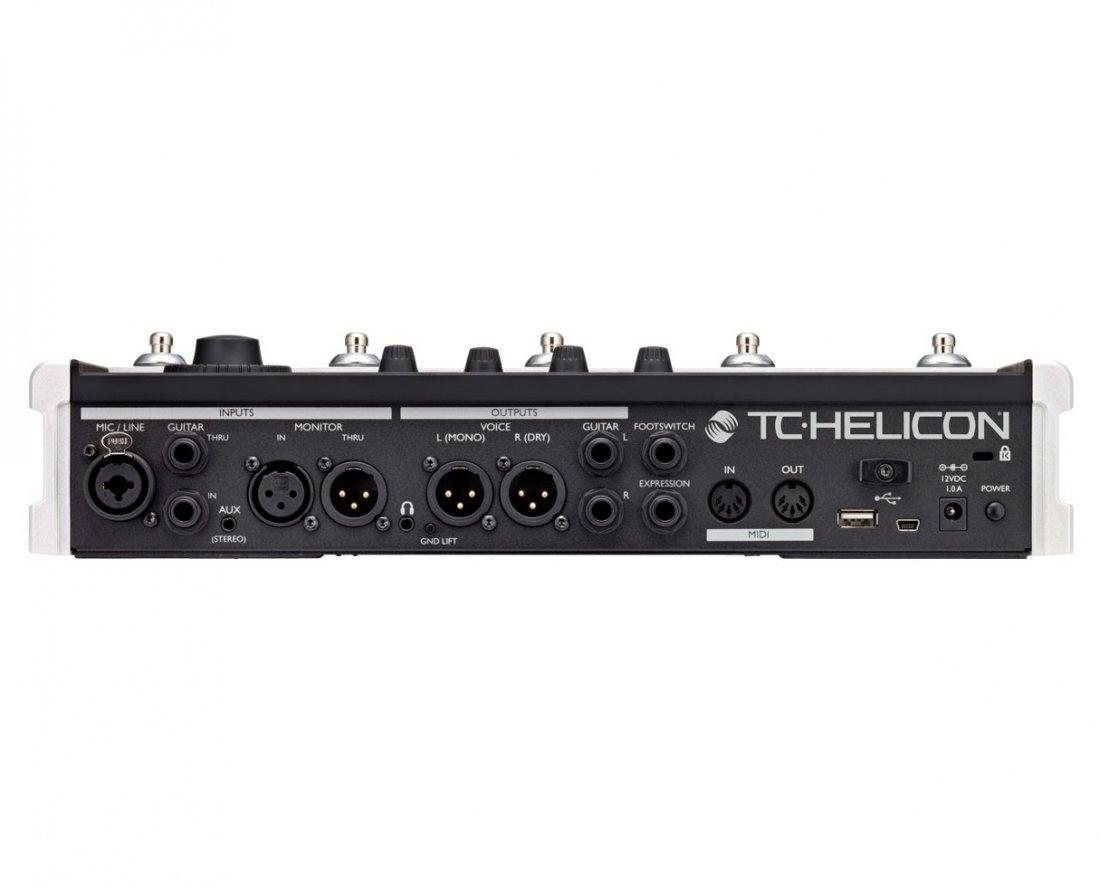 TC Helicon VoiceLive 3 Vocal Processor - 5