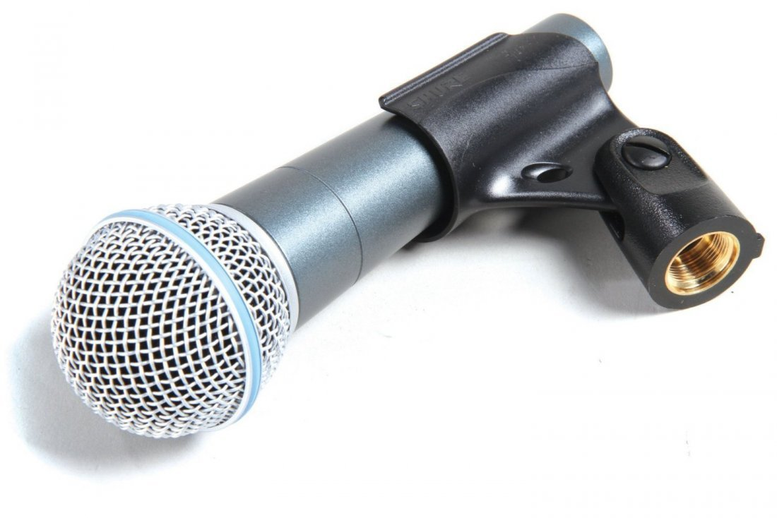 SURE BETA 58A Microphone - 3