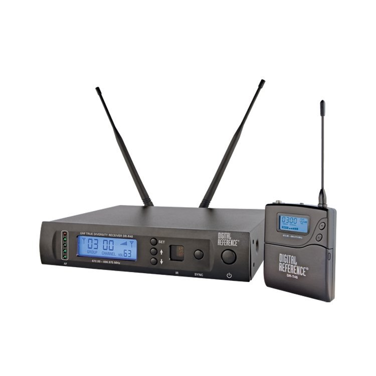Digital Reference DR4500 Wireless Instrument System