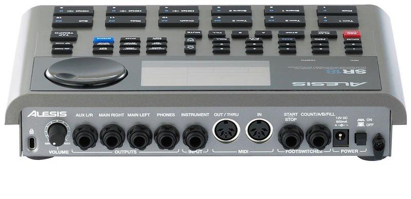 Alesis SR-18 High Definition Drum Machine - 2