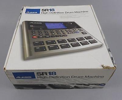Alesis SR-18 High Definition Drum Machine - 3