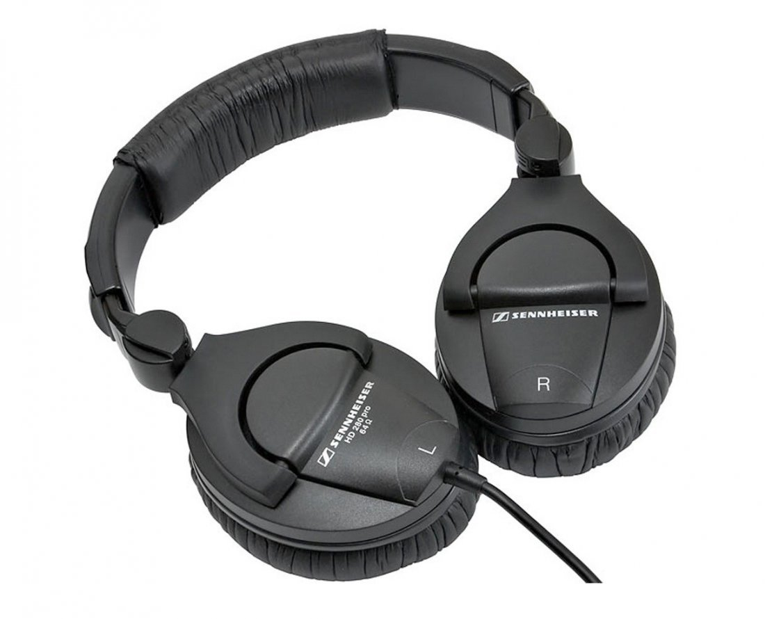 Sennheiser HD 280 PRO Closed back Monitor Headphones - 3