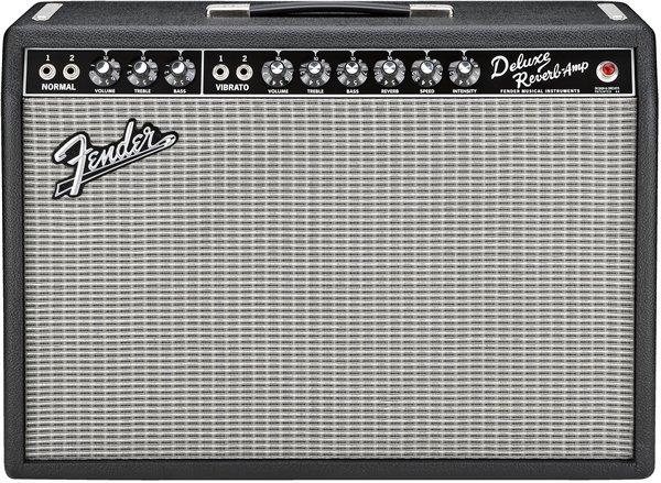 "Fender \'65 Deluxe Reverb - 22W 1x12\"" Guitar Combo"