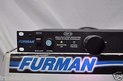 Furman PL-8 Pro Series II Power Conditioner - 3
