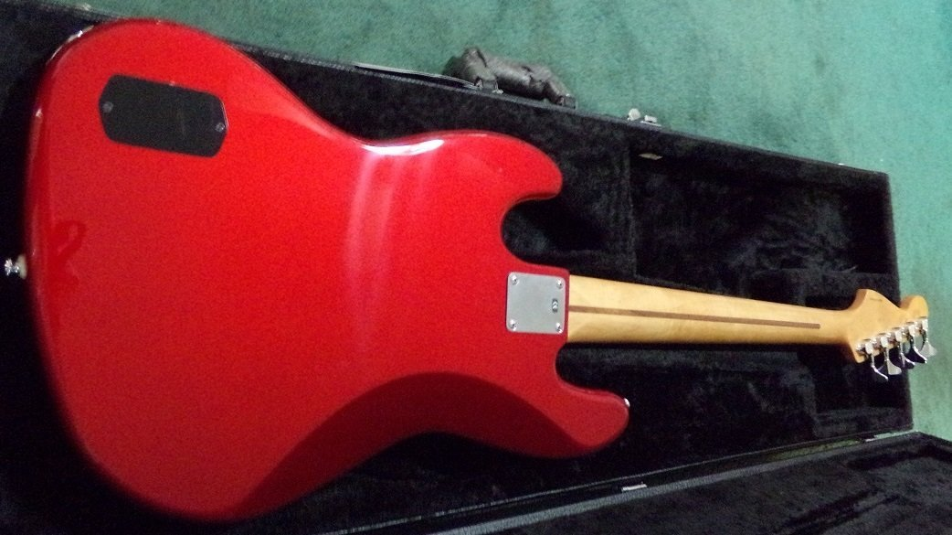 Fender Jazz Bass Deluxe Series - 2