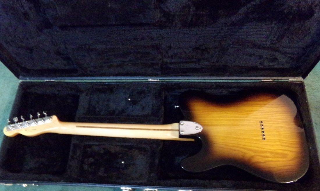 Fender Telecaster Thinline Electric Guitar - 3