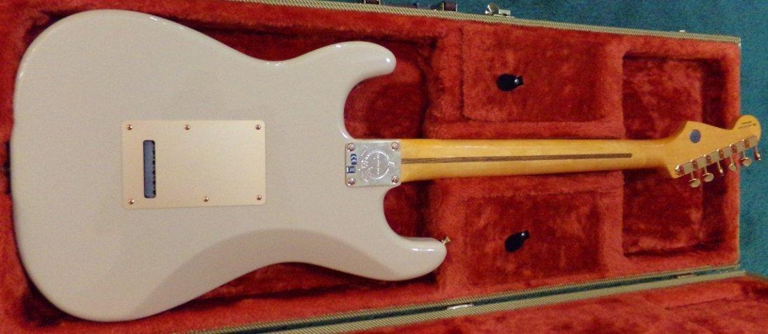 Fender Stratocaster Original Contour Body White Blonde - 6