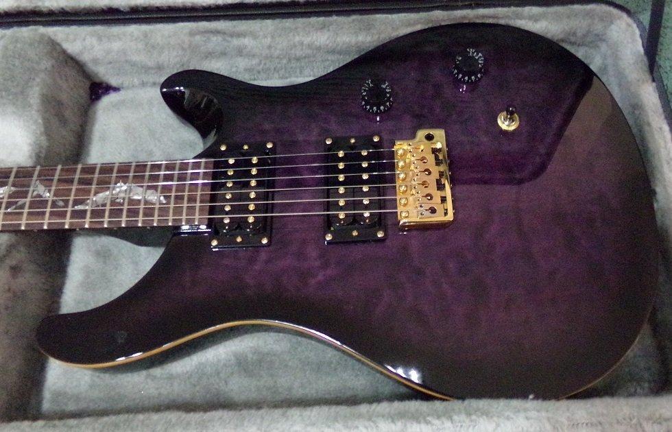 PRS SE Paul Allender Electric Guitar