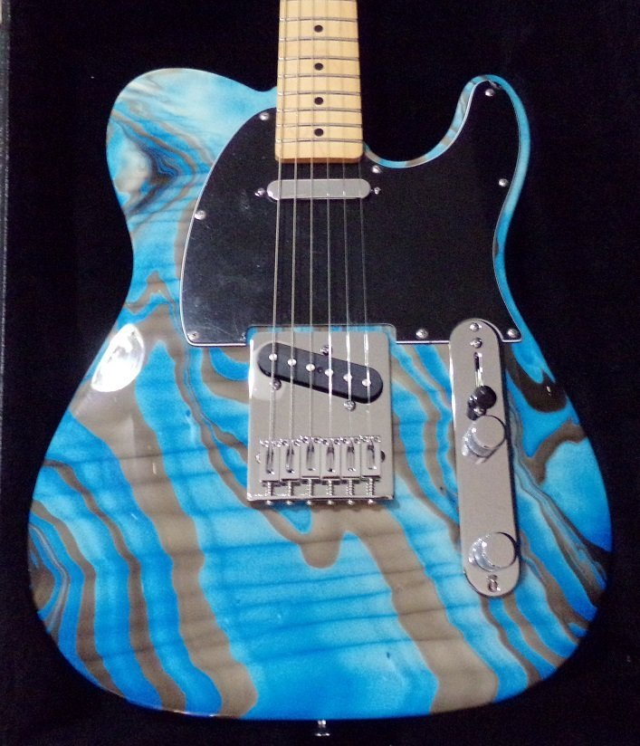 Fender Telecaster Special Edition Blue Swirl