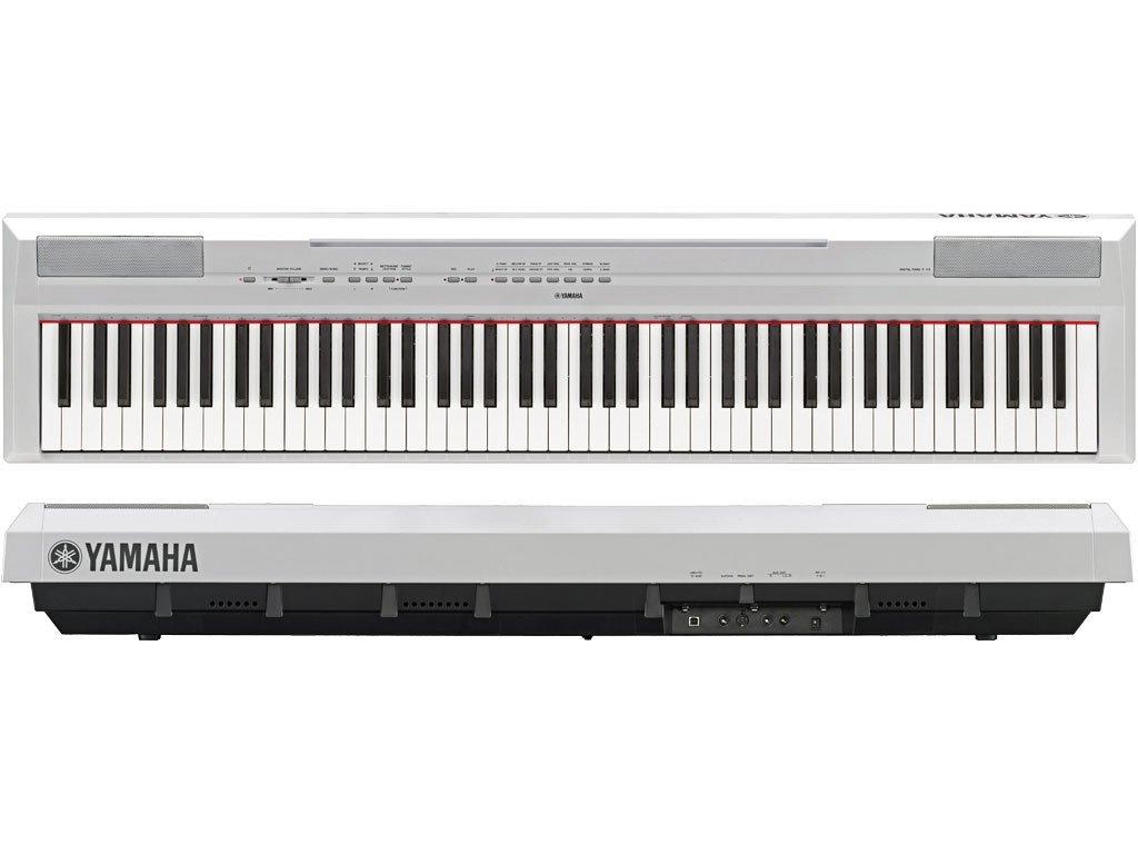 Yamaha P-115 Digital Piano White