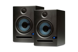 "Two PreSonus Eris E8 High-Def. 2-way 8""  Studio"