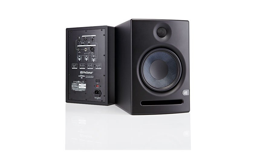 "Two PreSonus Eris E8 High-Def. 2-way 8""  Studio - 2"