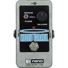 Electro-Harmonix Holy Grail Nano Reverb Guitar Effects - 2