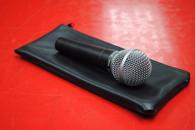 Shure SM58 Vocal Microphone - 3