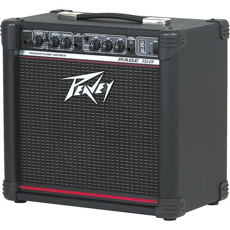 Peavey 158 Transtube Solid State Guitar Amp 15 Watt