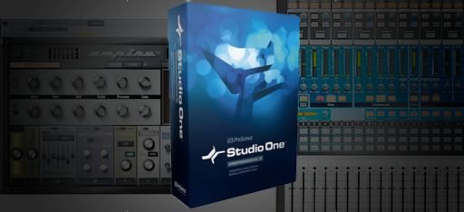 PreSonus Studio One 2.0 Professional DAW Software - 2