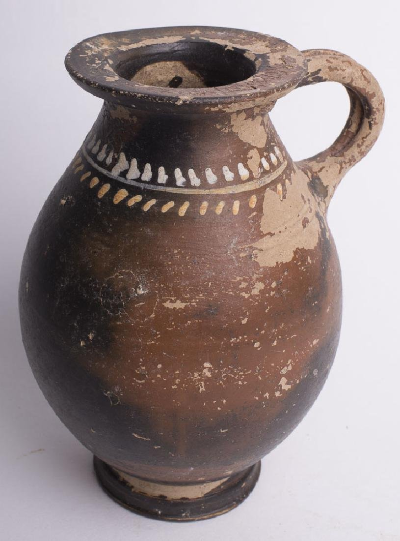 Ancient Greek South Italian Gnathian Ware Jug c.4th cen