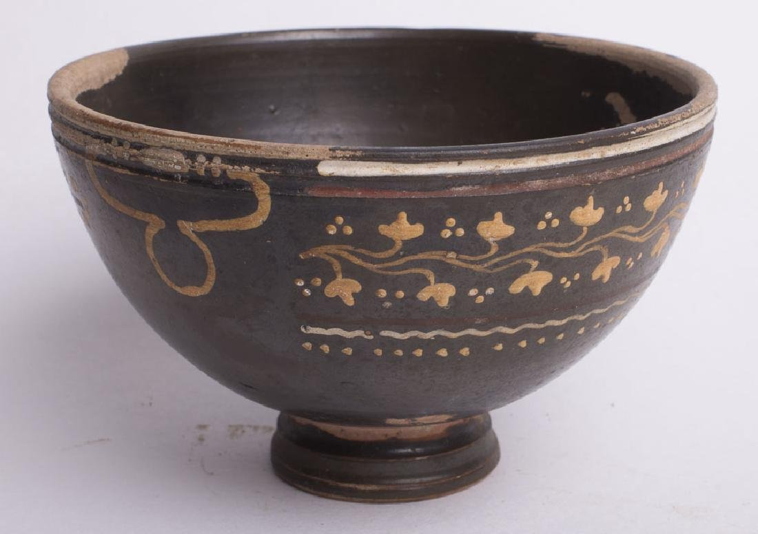 Ancient Greek South Italian Gnathian ware Bowl c.4th ce