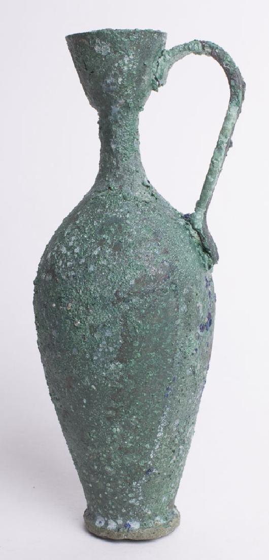 Ancient Luristan Near Eastern Bronze Jug C.1000 BC.