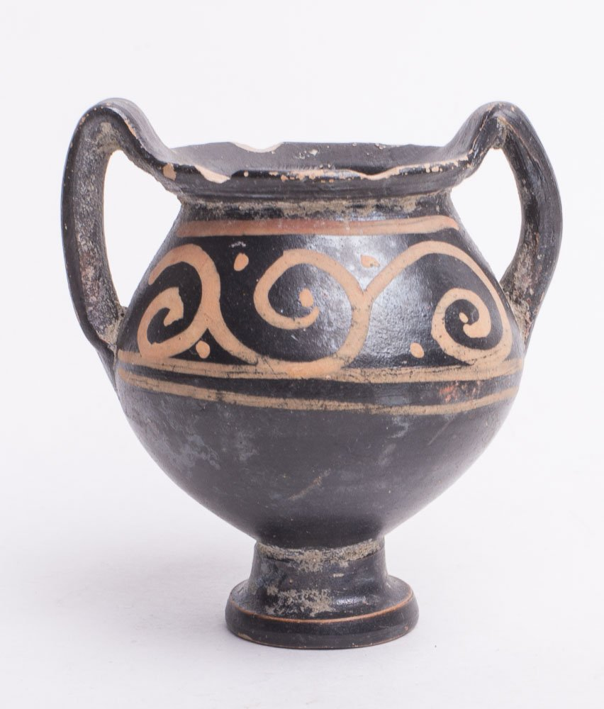 Ancient Xenon Ware Miniature Vessel c.4th century BC