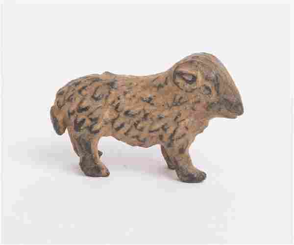 Ancient Roman Bronze Sheep c.2nd century AD