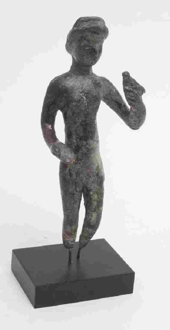 Ancient Roman Bronze Figure of Diana c.1st-2nd cent AD