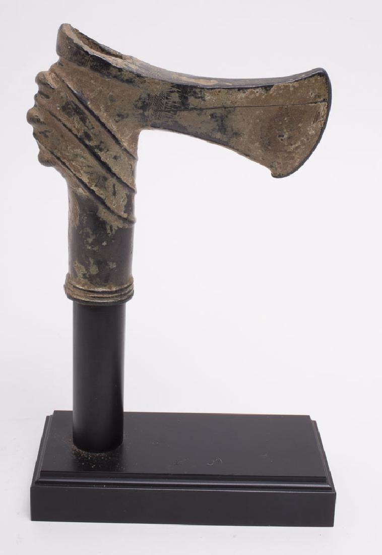 Ancient LURISTAN BRONZE Axe Head c.1st millennium BC
