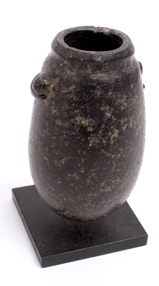 Ancient Egyptian Predynastic Period Granite Jar c.3100 - 2