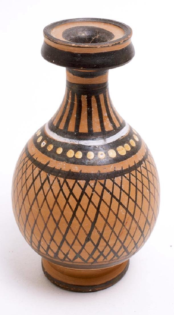 Ancient Greek Pottery Vase c.4th century BC