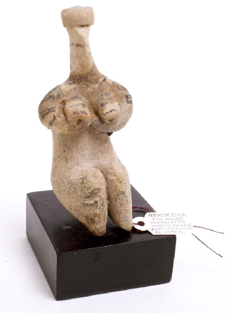 Ancient Tel Halaf Fertility Mother goddess c.7th cen BC