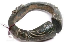 Ancient Celtic Bronze Bracelet c2nd century BC