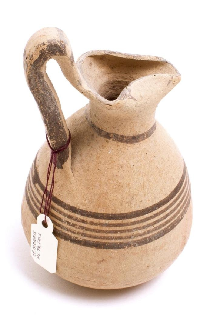 Ancient Cypriot Pottery Juglet c.5th century BC.