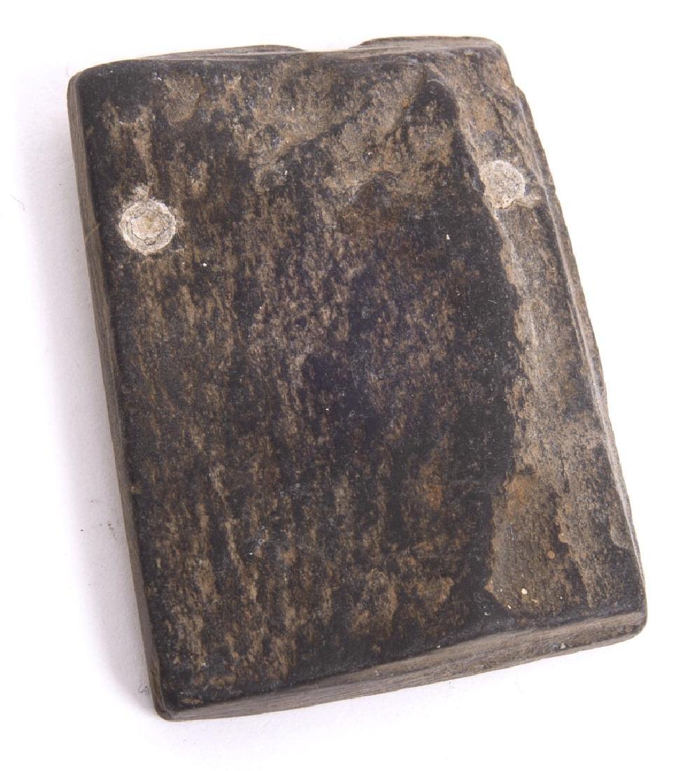 Ancient Roman Stone Jewelry Mold c.2nd century AD - 2