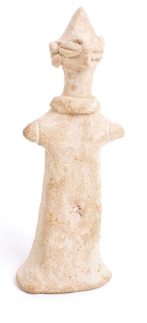 Ancient Assyrian Terracotta Ashtar Idol c.2200 BC