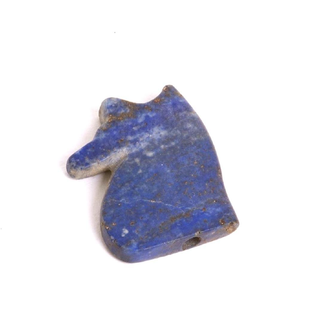 Ancient Egyptian Lapis Lazuli Eye Of Horus c.700 BC. - 2