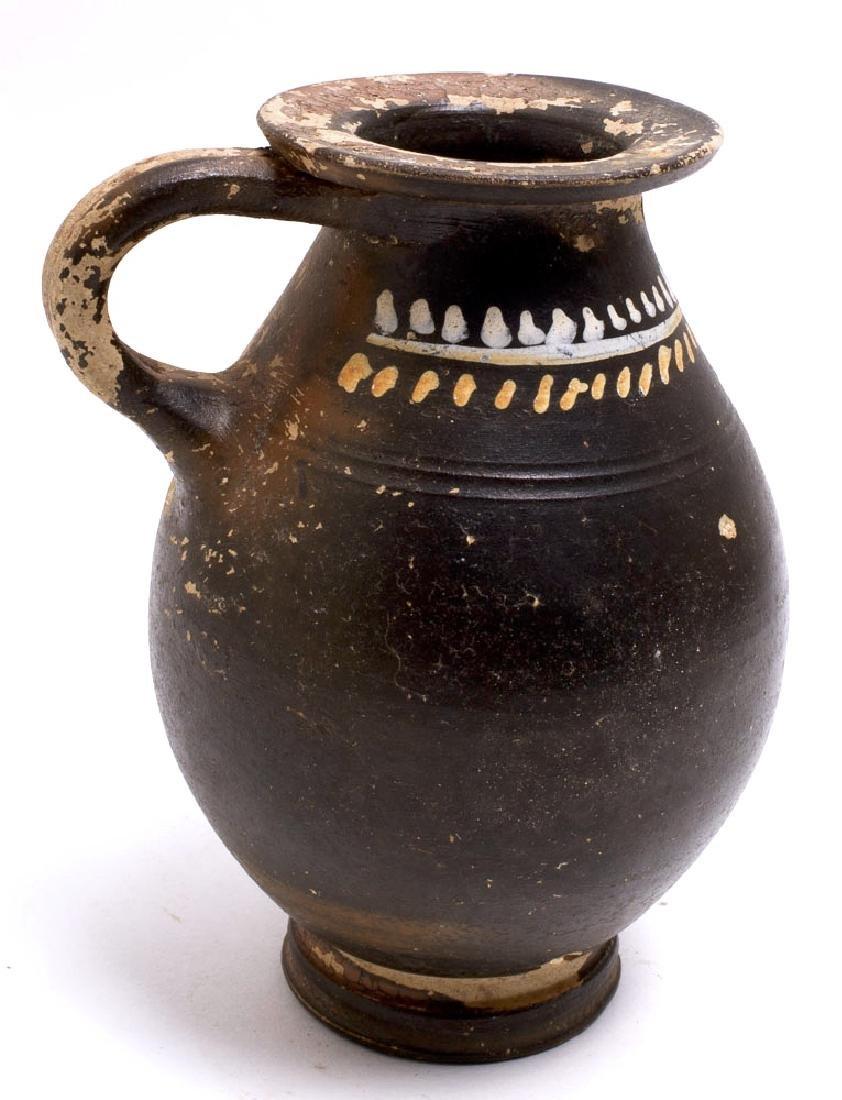 Ancient Greek South Italian Gnathian Ware Jug c.4th cen