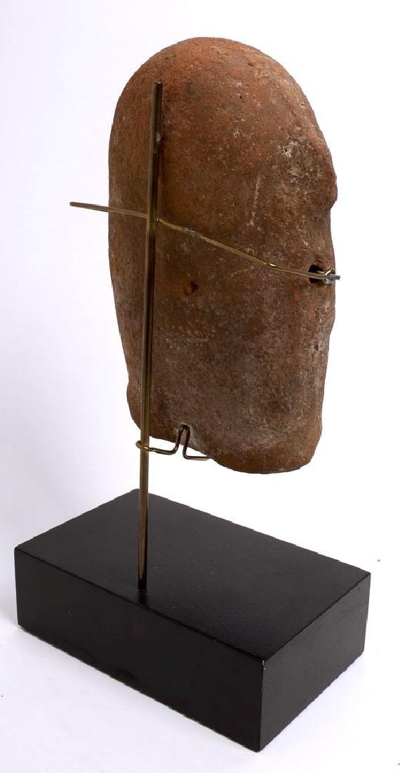 Ancient Pre-Columbian Hollow Terracotta Figure c.500 AD - 2