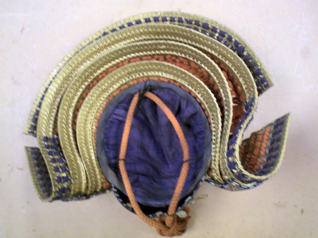 Japanese samurai helmet (made in Japan)  20th century - 8