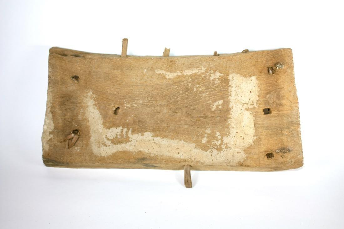 Ancient Egyptian Sarcophagus Wood Panel c.635 BC. - 2