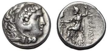 Ancient Greek KINGS of MACEDONAlexander III the Great