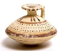 Ancient Corinthian Pottery Juglet c.5th cent BC
