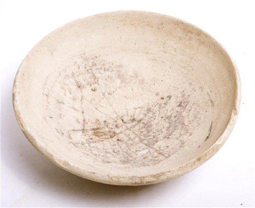 Ancient Mesopotamian Devil Trap Incantation Bowl c 500