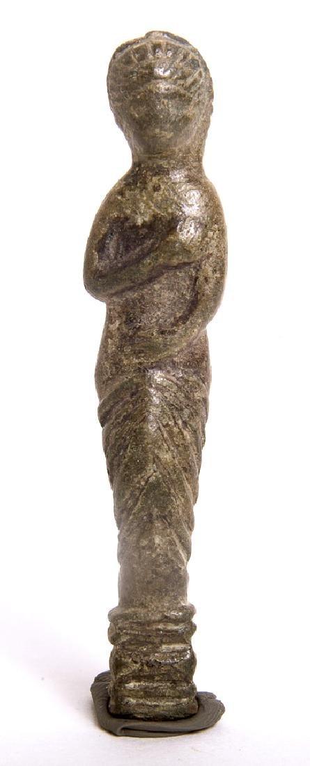 Ancient Roman Bronze Female figure c.1st-2nd century AD