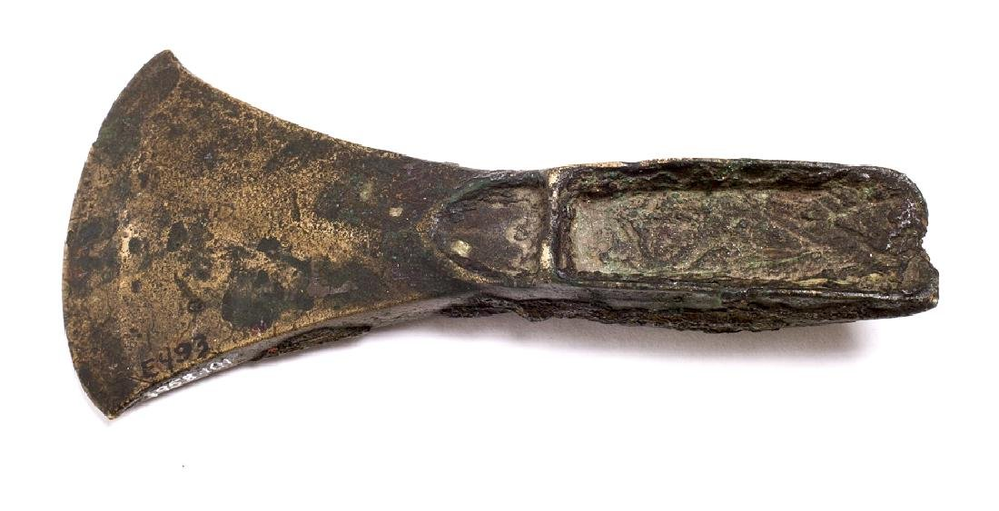 Ancient European Hafted Axe Bronze Age c.2500 BC