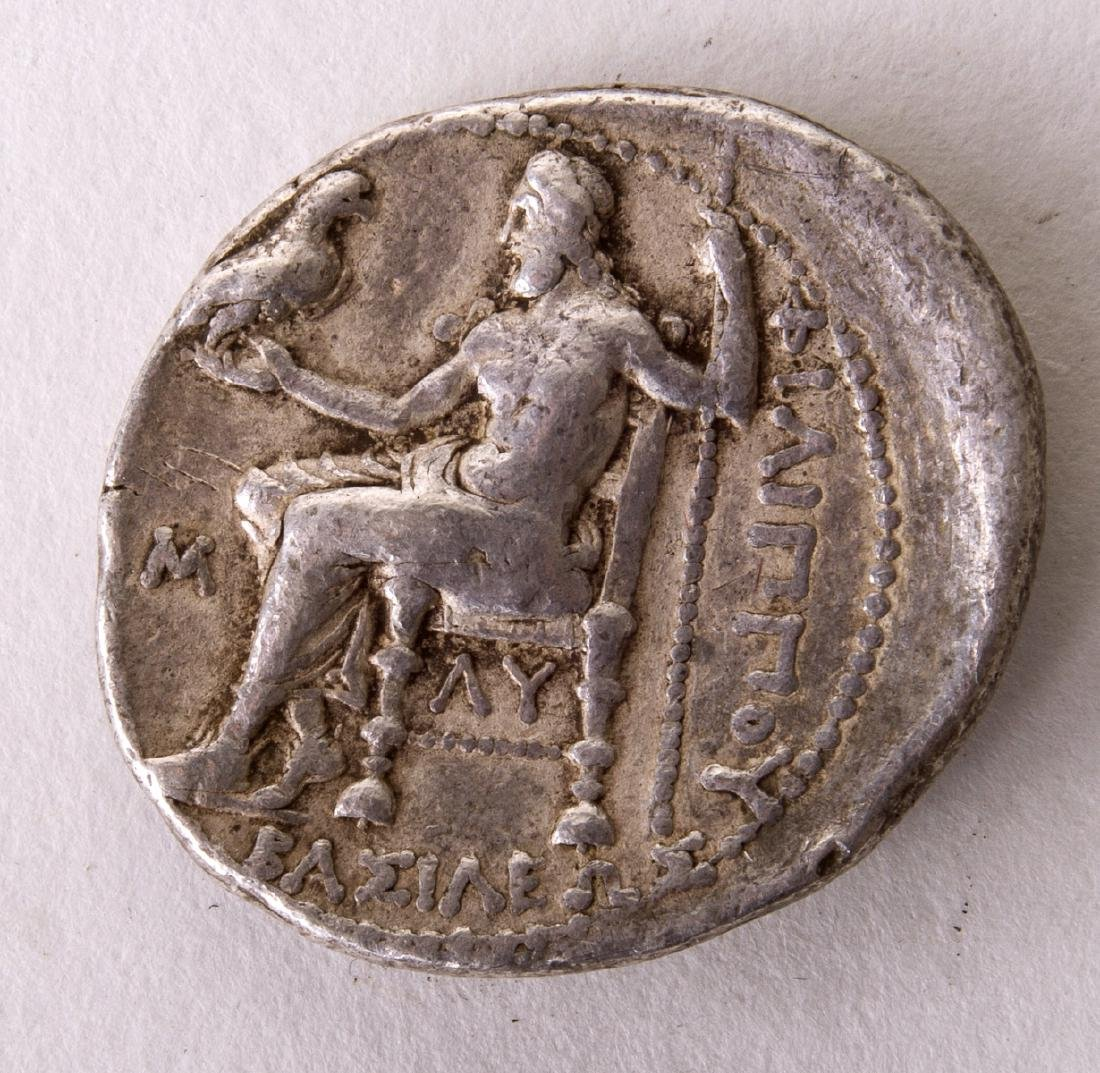 Ancient KINGS of MACEDON. Philip III. 323-317 BC. Coin - 2