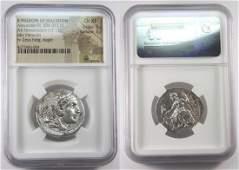 KINGS of MACEDON Alexander III the Great c336323 Tet