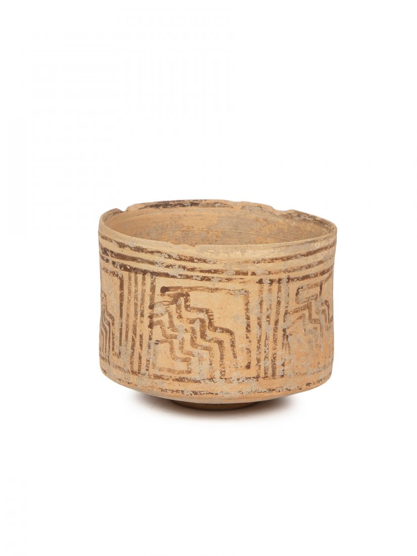 Ancient Indus Valley Terracotta Bowl c.3300-1300 BC.