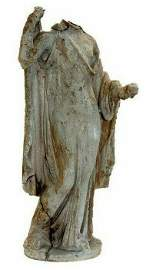 Ancient hellenistic marble aphrodite c.1st century BC.